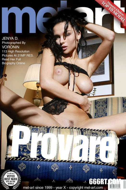 MET-ADT顶级裸模JenyaD情趣内裤-1