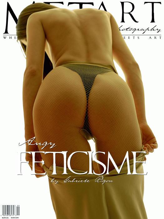 Met-Art裸模娜塔莎妩媚黑丝内裤写照