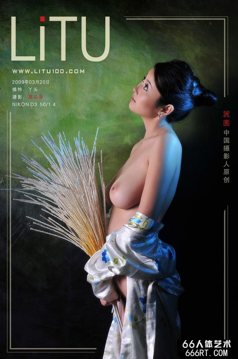 丰韵xixi模特丫头09年3月20日室拍人体