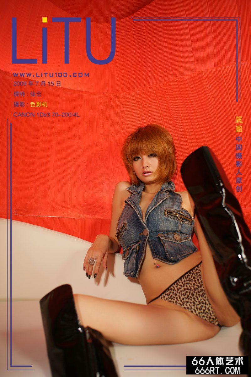 名模yumi09年7月15日红房子室拍
