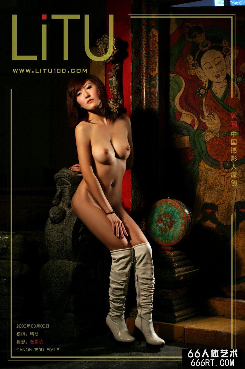 美模晴朗09年3月9日西藏室拍