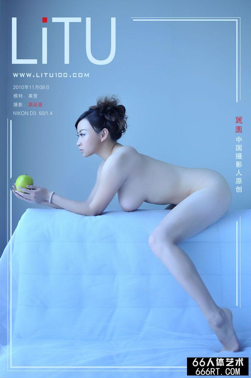 丰美白皙的美萱10年11月8日棚拍极品