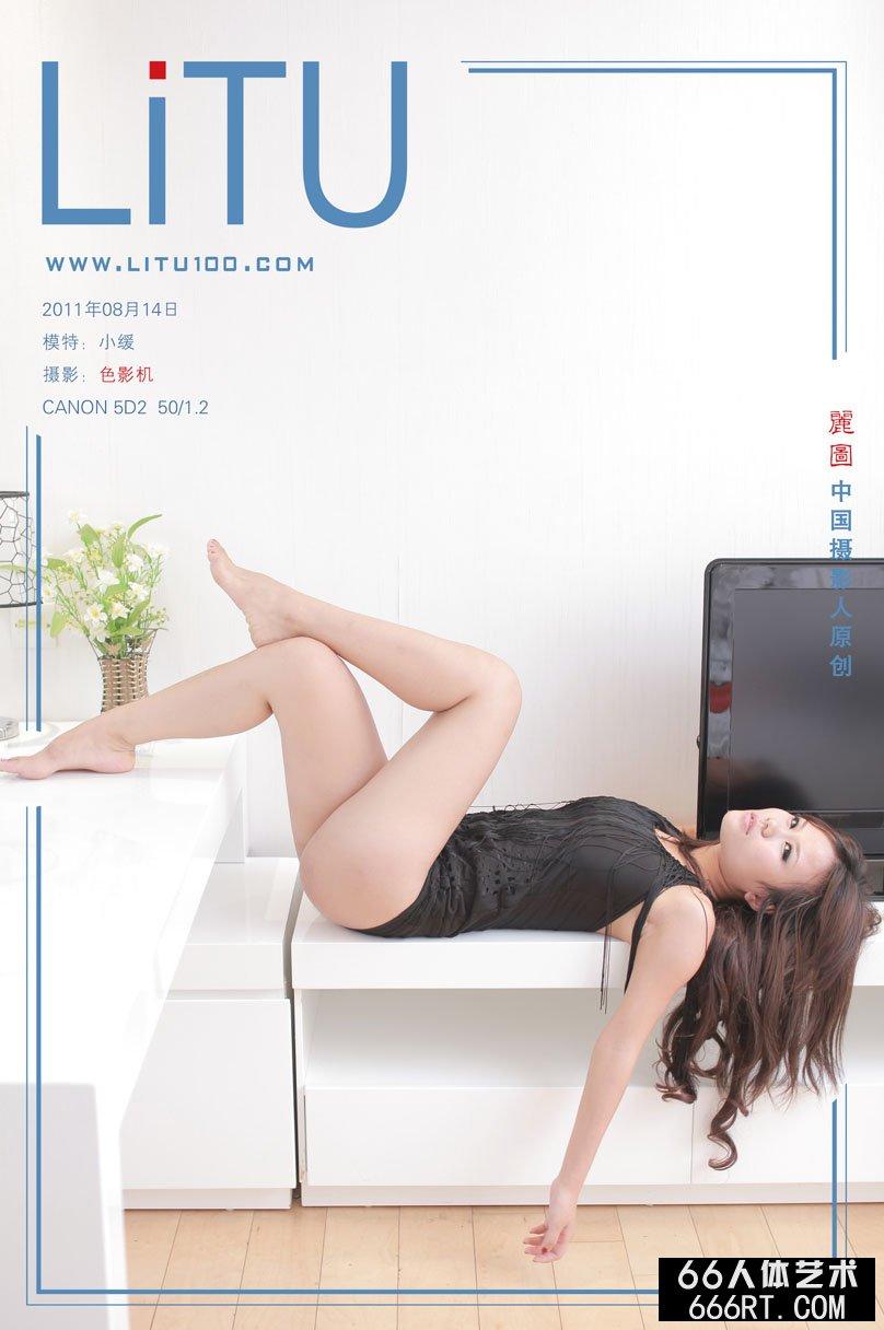 精品靓女裸模小缓11年8月14日室拍